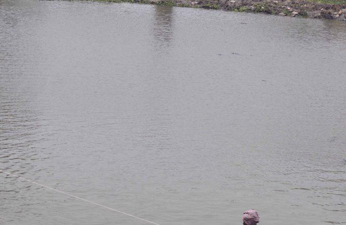 ভূগর্ভস্থ হতে বালু উত্তোলন : হুমকির মুখে রেল সেতু