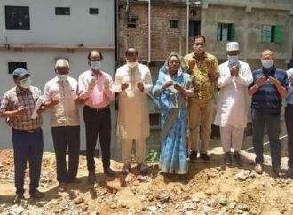আজমনাছির উদ্বোধন করলেন চট্টগ্রামে এমইএস উচ্চ বিদ্যালয়ের ৬ তলা ভবন নির্মাণ