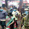 শিবগঞ্জ মহাস্থানে কঠোর লকডাউনের ৩য় দিন মোবাইল কোর্ট পরিচলনা করেন ইউএনও