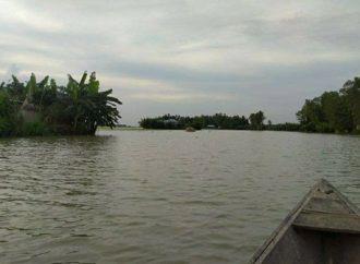 সিরাজগঞ্জে যমুনার পানি বিপদসীমার ৪৯ সেন্টিমিটার ওপর দিয়ে প্রবাহিত হচ্ছে